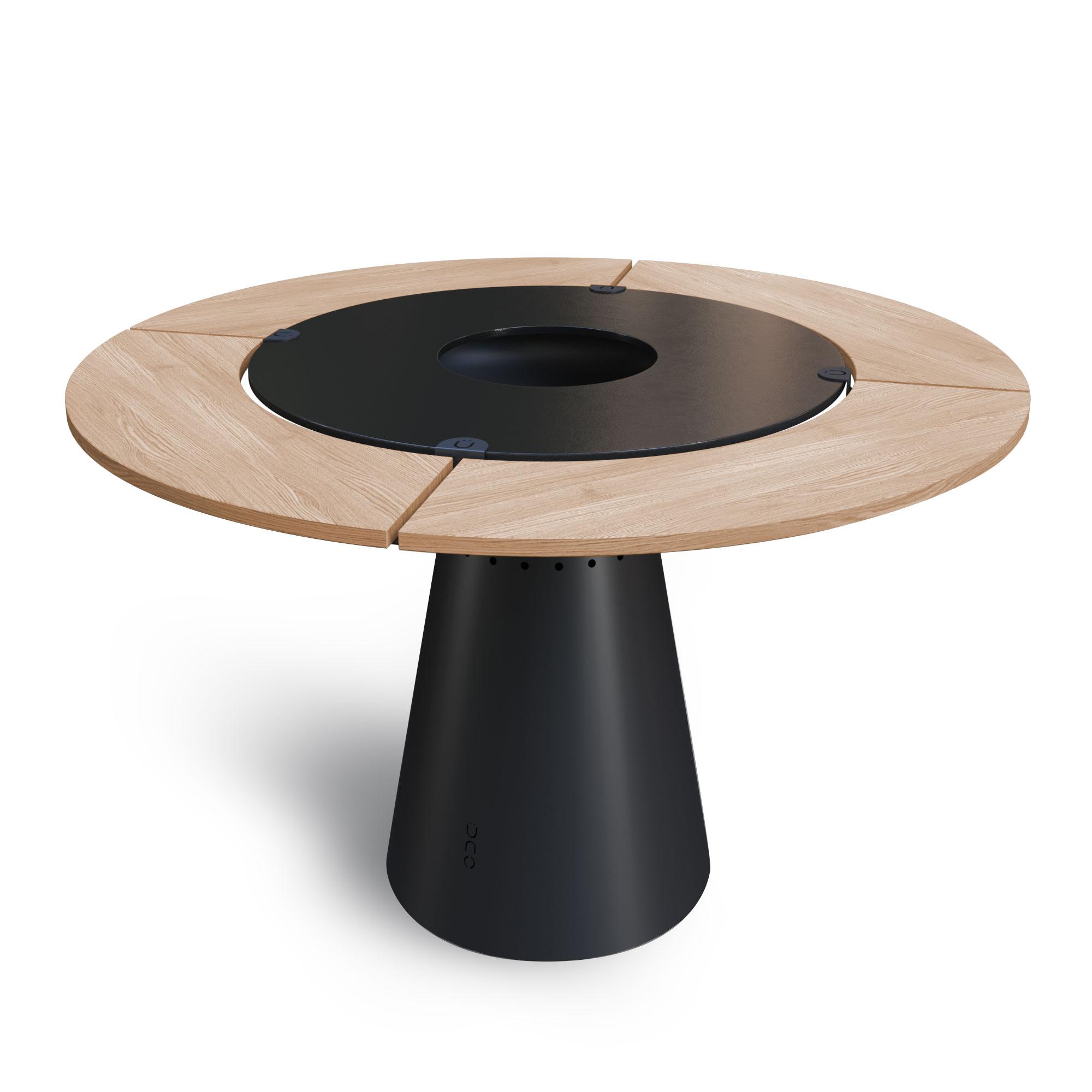 Гриль зі столом UNO+TABLE